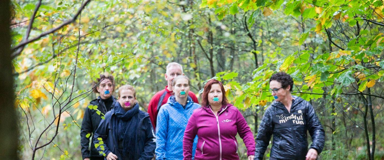Mindful Run Walk Ademhaling