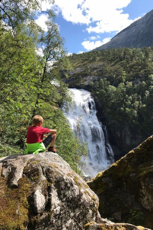Noorwegen waarom ben ik hier